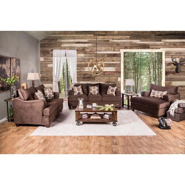 Bonaparte Configurable Living Room Set by Darby Home Co