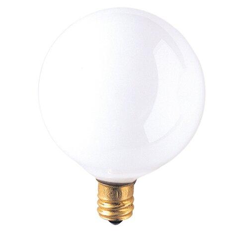 Candelabra 130-Volt  Incandescent Light Bulb (Set of 43) by Bulbrite Industries
