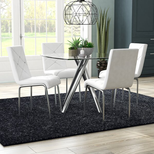 Bax 5 Piece Dining Set by Orren Ellis