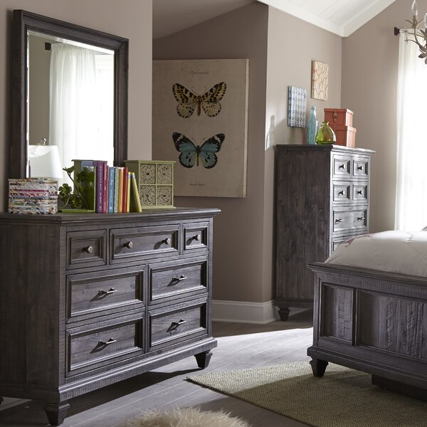 Sanuary 7 Drawer Dresser by Grovelane Teen