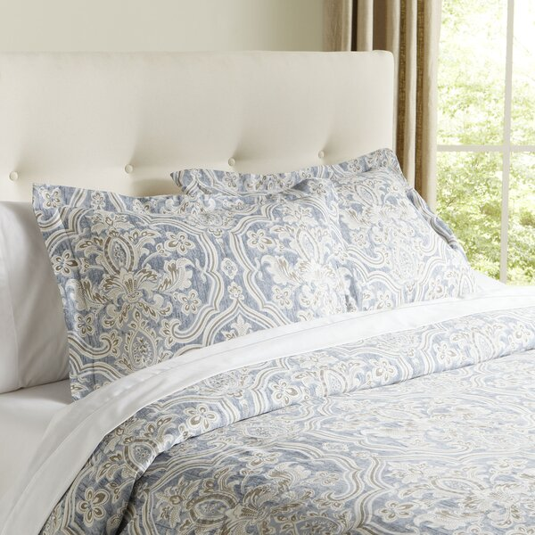 Alana Blue Duvet Collection by Birch Lane™