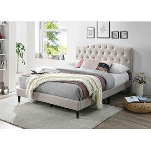 Lakeville Upholstered Platform Bed by Red Barrel Studio