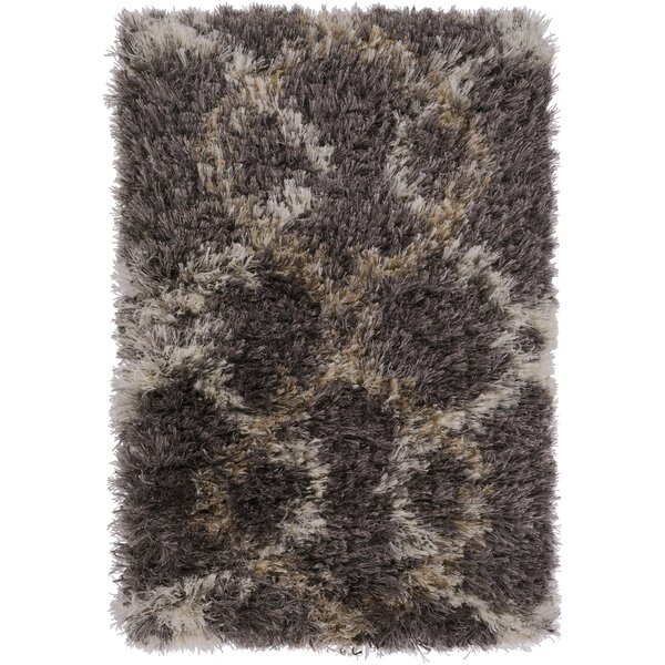 Sina Gray Rug by Bungalow Rose