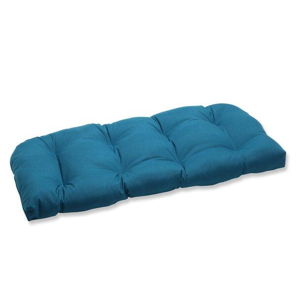 Eatontown Indoor/Outdoor Sunbrella Loveseat Cushion