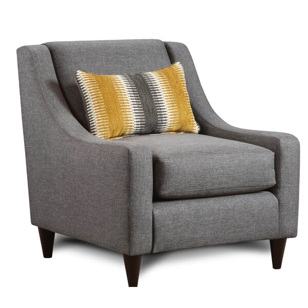 Ballina Slipper Chair by Wrought Studio