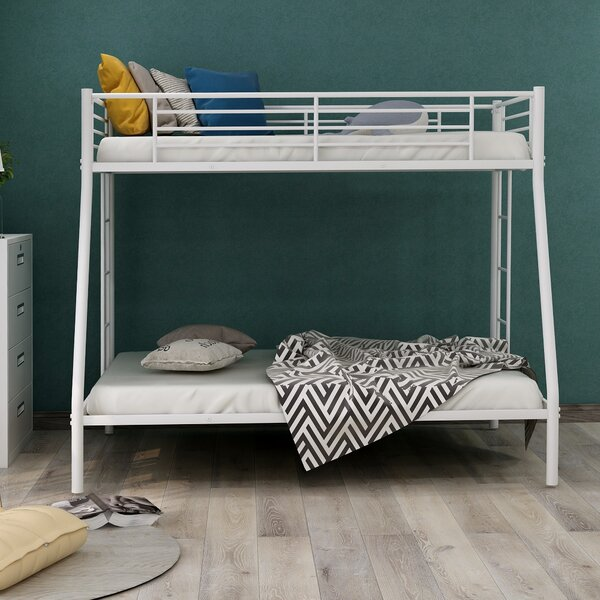 Mntsur Twin Bunk Bed by Latitude Run