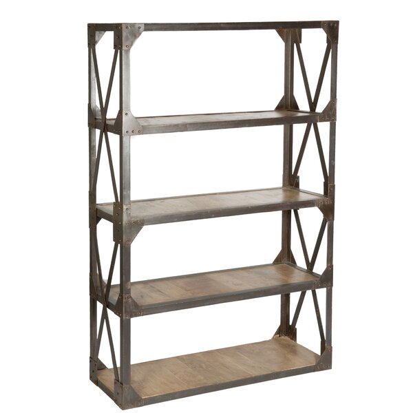 Lomawai Etagere Bookcase by 17 Stories