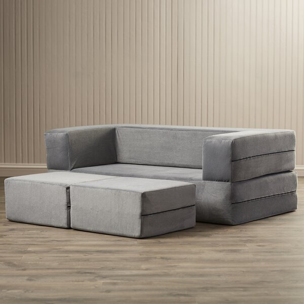 New Chic Eugene Modular Loveseat Score Big Savings on