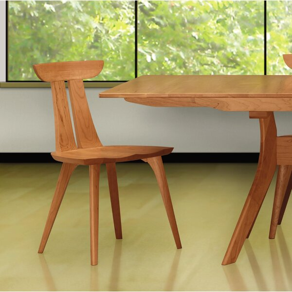 Estelle Solid Wood Dining Chair by Copeland Furniture