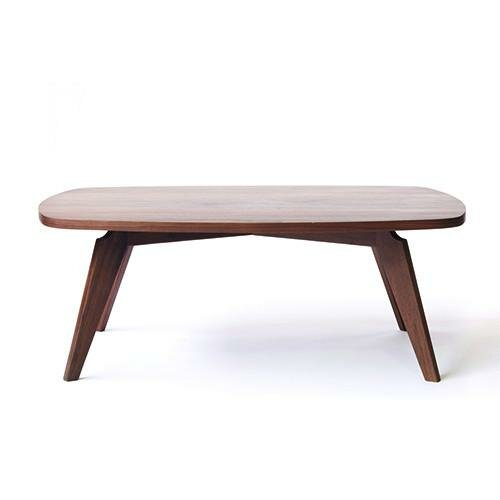 Jim Coffee Table by Corrigan Studio