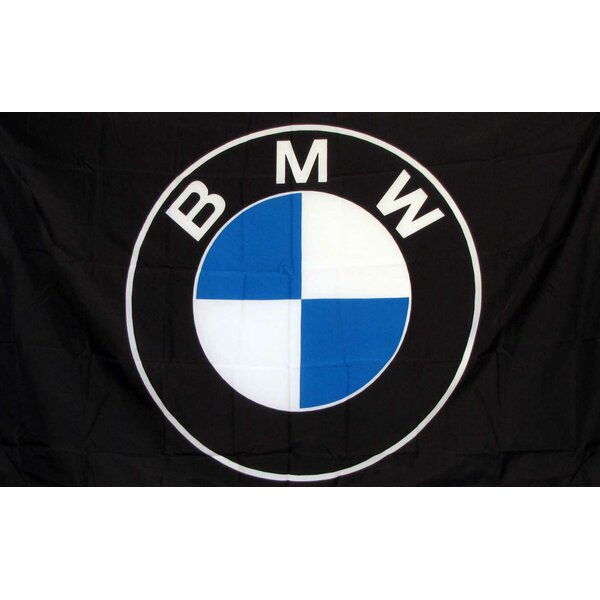 BMW Polyester 3 x 5 ft. Flag by NeoPlex