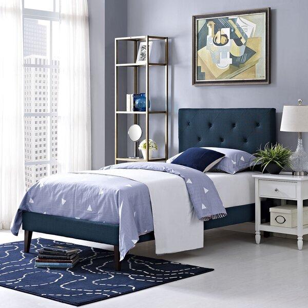 Ziemer Upholstered Platform Bed by Latitude Run