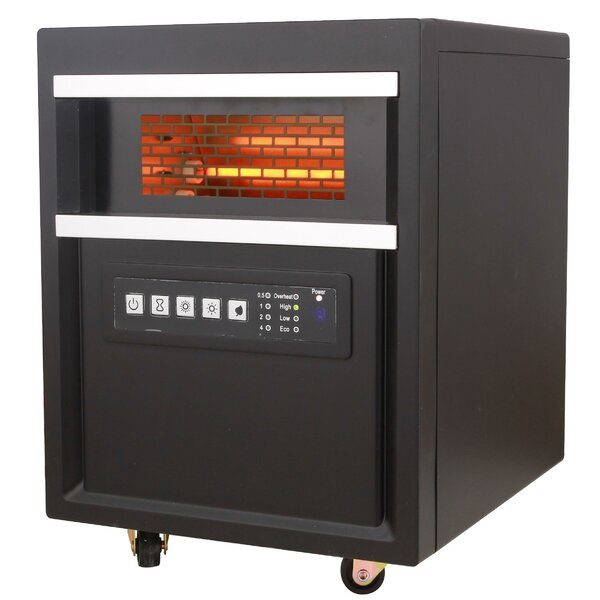 Comfort Glow Infrared 5100 BTU Electric Cabinet Heater by All-Pro