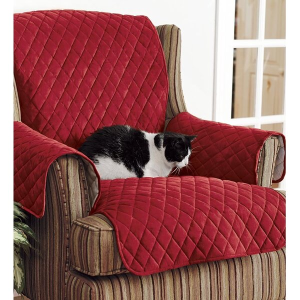 T-Cushion Armchair Slipcover by Plow & Hearth