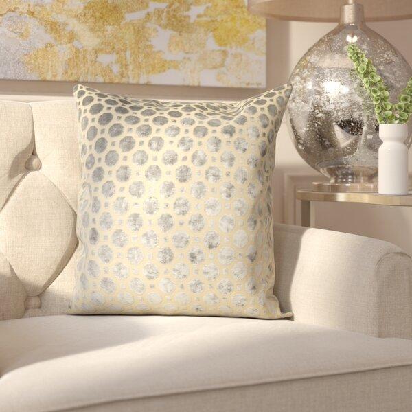 Carlie Velvet Throw Pillow by Willa Arlo Interiors