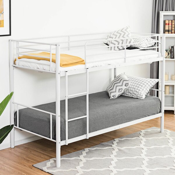 Reinhard Twin Bunk Bed by Zoomie Kids