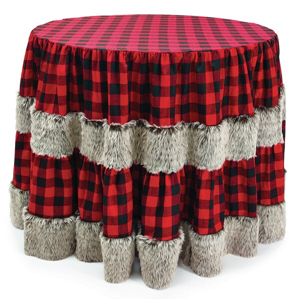 Urban Round Tablecloth by Loon Peak