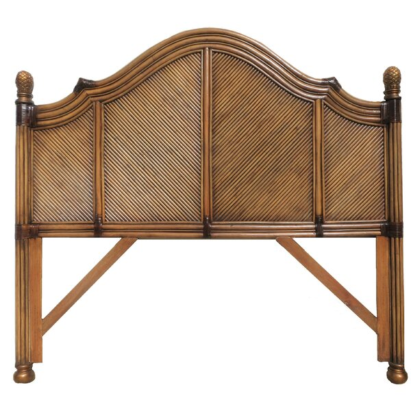 Damm Queen Panel Headboard by Highland Dunes
