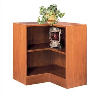 1100 Ny Series Corner Bookcase by Hale Bookcases