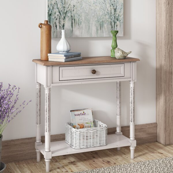 Sevan French Provincial Style Console Table by Lark Manor