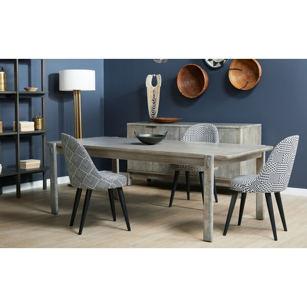 Stamm 5 Piece Solid Wood Dining Set by Foundry Select Foundry Select