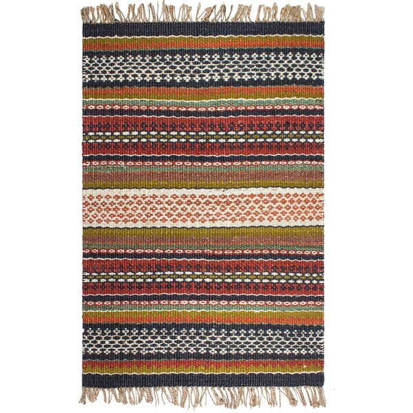 Votaw Hand-Woven Area Rug by Millwood Pines