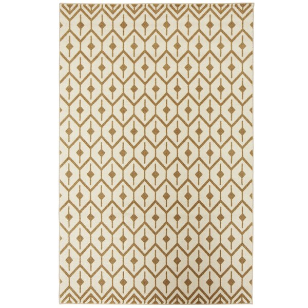 Engler Brown Area Rug by World Menagerie