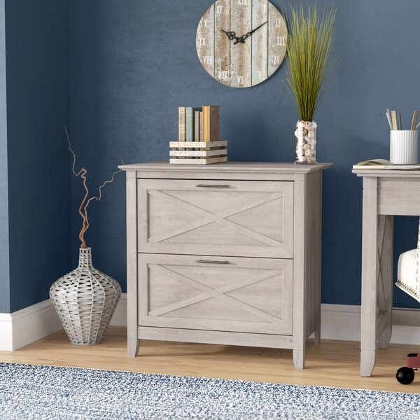 Oridatown 2-Drawer Lateral Filing Cabinet by Beach