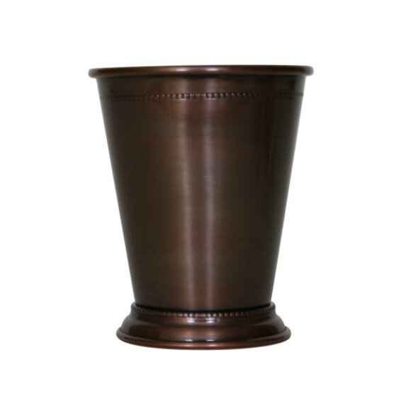 Blondelle Beaded Mint 14 oz. Copper Julep Cup by Williston Forge