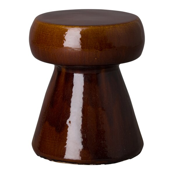 Hico Garden Stool By World Menagerie
