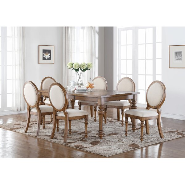 Calila 7 Piece Extendable Dining Set by Birch Lane™ Heritage