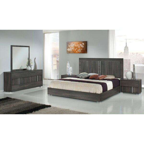 Chidley Platform 5 Piece Bedroom Set by Wade Logan
