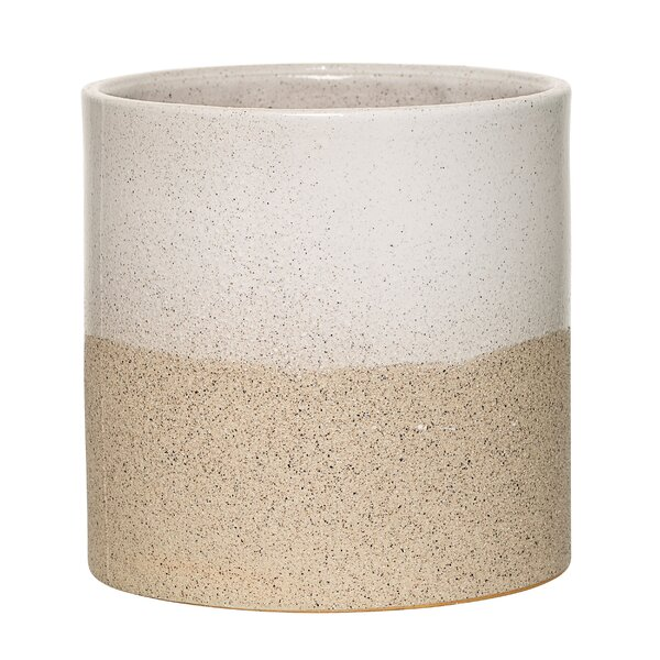 Bevill Ceramic Pot Planter by Langley Street