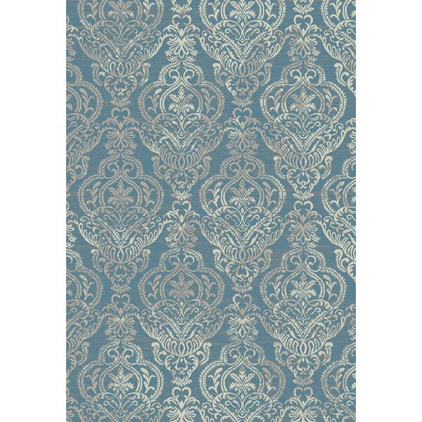 Stratford Victoria Blue Area Rug by Mayberry Rug