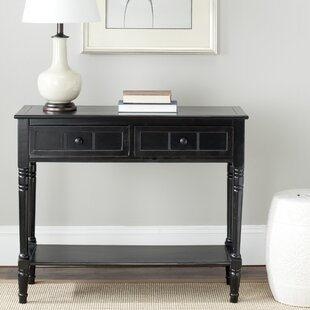 Black Console Tables You\'ll Love | Wayfair