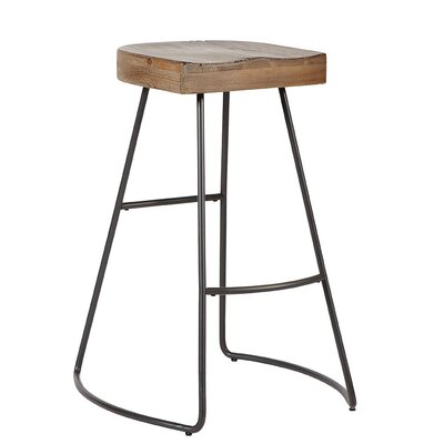 Bar 28 Quot 33 Quot Saddle Seat Bar Stools You Ll Love In 2019