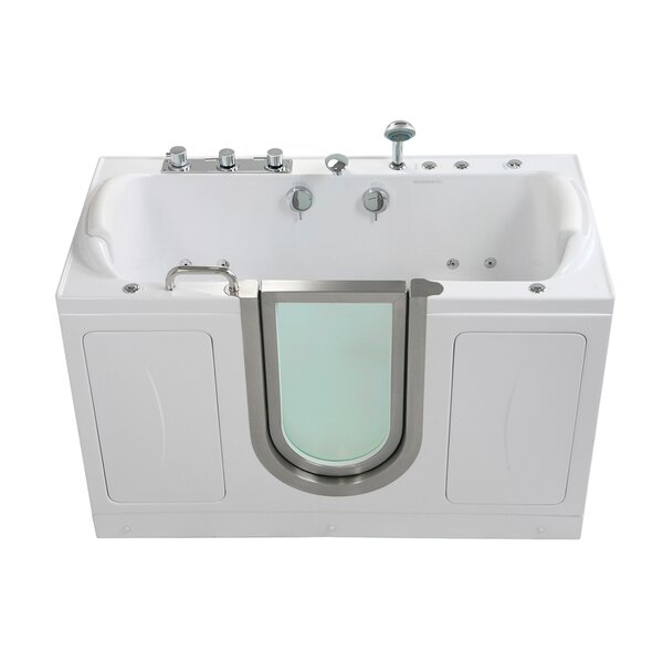 Companion Acrylic 60 x 30 Walk-In Combination Bathtub by Ella Walk In Baths