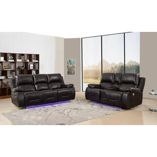 Greger 2 Piece Reclining Living Room Set by Red Barrel Studio®