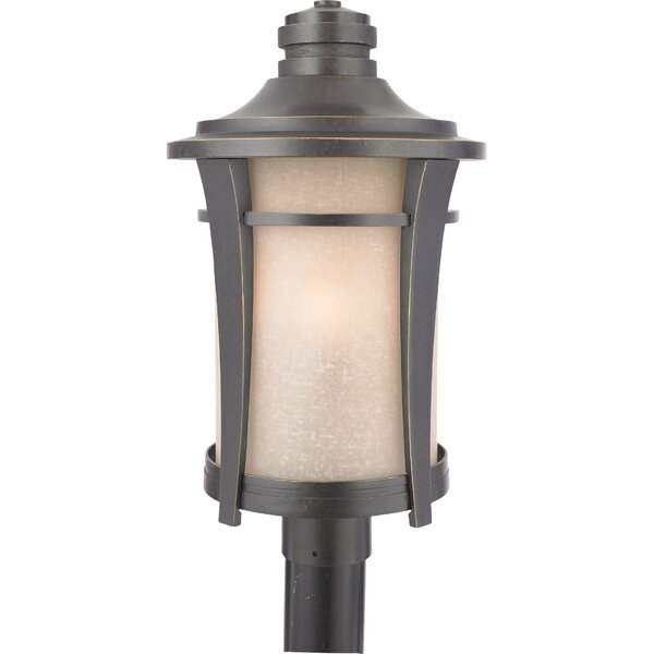 Millbrook Outdoor 3-Light Lantern Head in Imperial Bronze by Three Posts