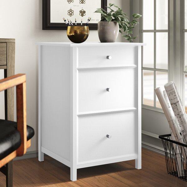Gifford File 3-Drawer Vertical Filing Cabinet