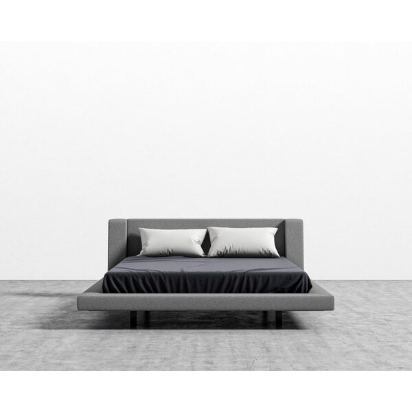 Lavonne Upholstered Platform Bed by Orren Ellis