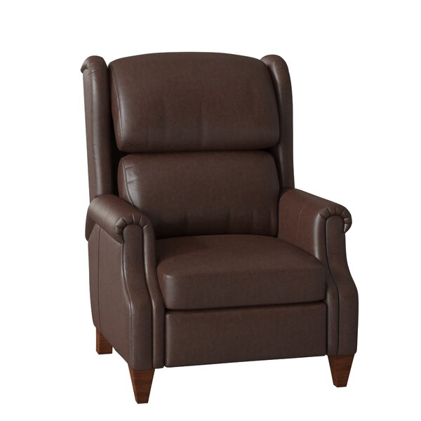 Walsh Leather Manual Recliner by Bradington-Young Bradington-Young