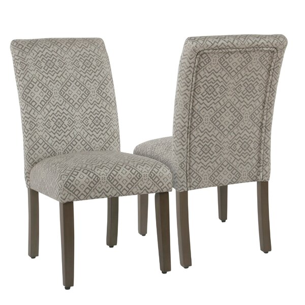 Freetown Upholstered Dining Chair (Set of 2) by Foundry Select