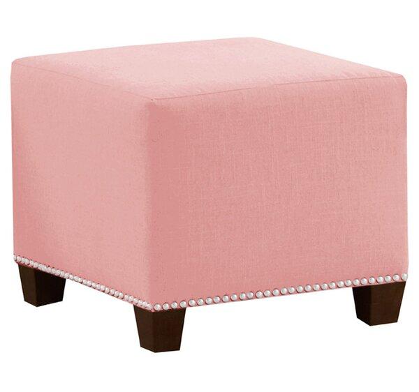 Frieda Cube Ottoman by Skyline Furniture