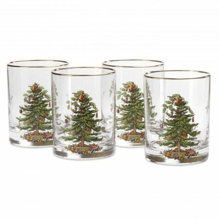 14 Oz. Double Old Fashioned Glass (Set of 4) by Spode