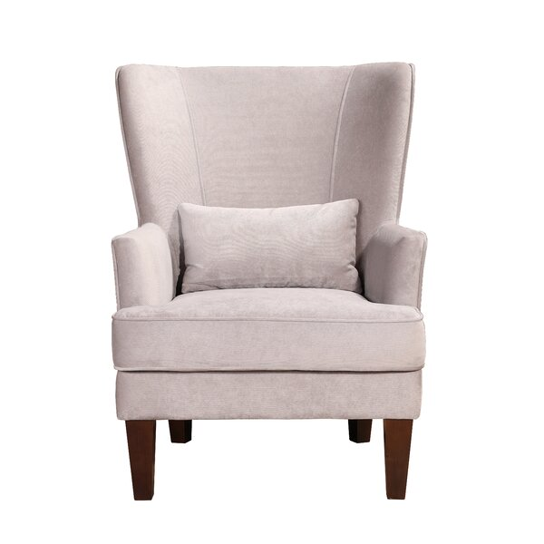 Pettry Wingback Chair by Gracie Oaks