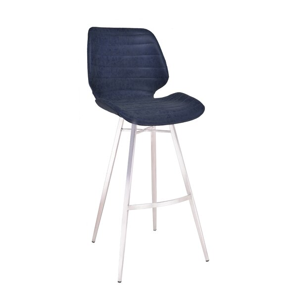 Gina Bar & Counter Stool by Bellini Modern Living Bellini Modern Living