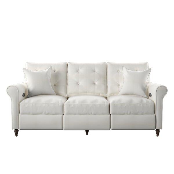 Allen Reclining Sofa by Wayfair Custom Upholstery™