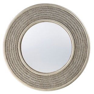Longshore Tides Lilly Weave Accent Mirror