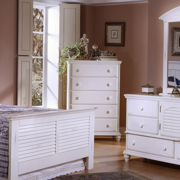 5 Drawer Chest by Wildon Home®